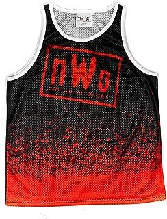 WWE NWO Wolfpack Chalk Line Tank Top