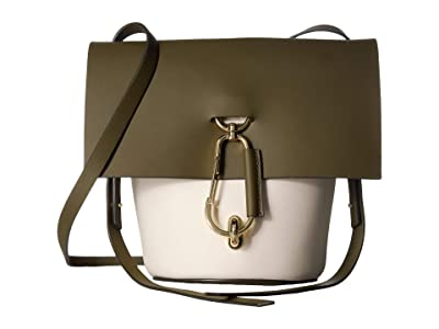 ZAC Zac Posen Belay Crossbody (Herb) Shoulder Handbags