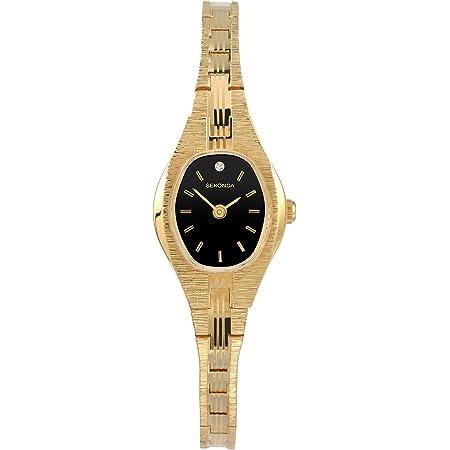 SEKONDA Womens Analogue Classic Quartz Watch with Stainless Steel Strap 4907.27