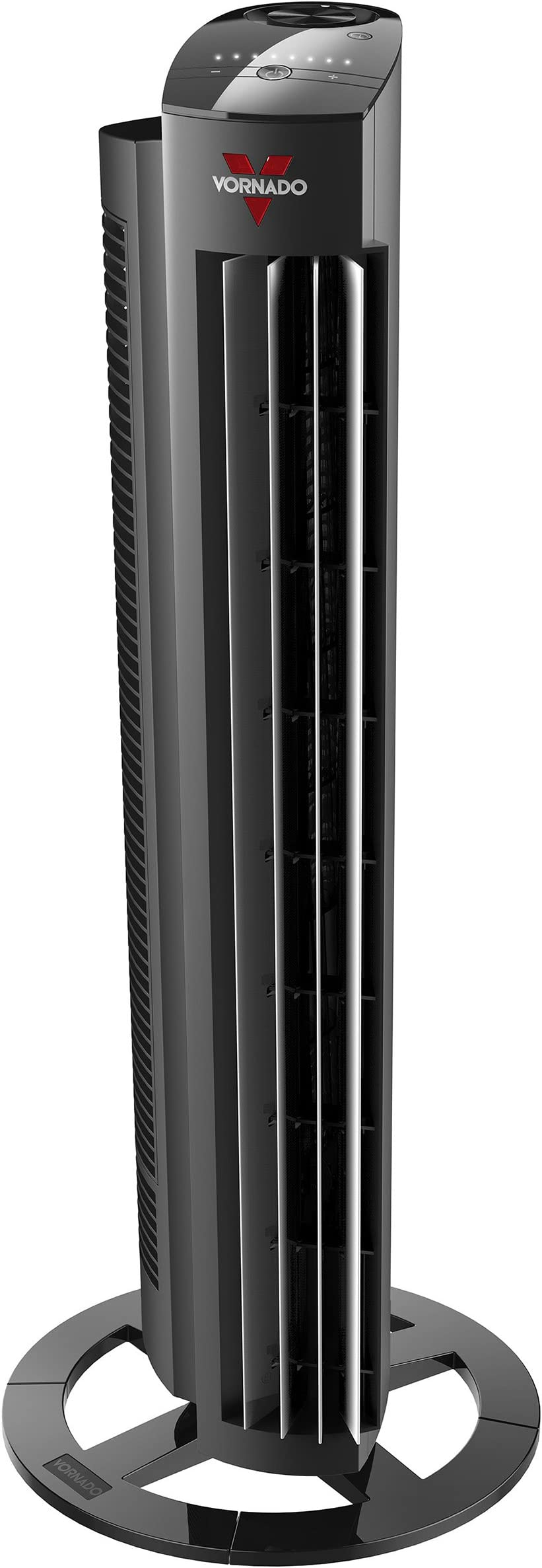 "Vornado NGT335 Air Circulator Tower Fan with Remote Control and Versa-Flow, 33"", NGT335-33, Black"