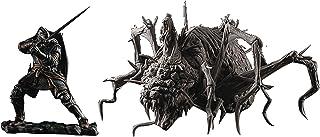 メガハウス ゲームピースコレクション DARK SOULS 上級騎士&混沌の魔女クラーグ 約90mm PS製 未塗装組立てフィギュア