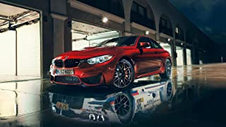 BMW M5 Car Poster Print #3 (24x36 Inches)