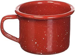 GSI Outdoors - Pioneer 4 fl. oz. Enamelware Cup in Red