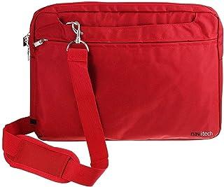Navitech Bolsa roja para Asus VivoBook S400CA