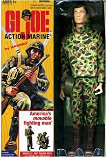 gi joe doll 1964