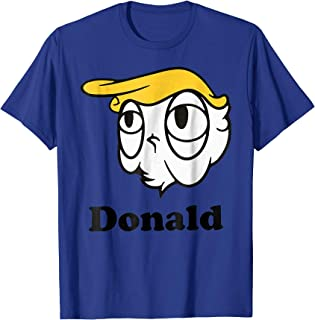 OFFICIAL Duck Donald Chump T Shirt - Funny Duck Lover TShirt