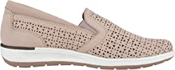 Blush Perforated Nubuck