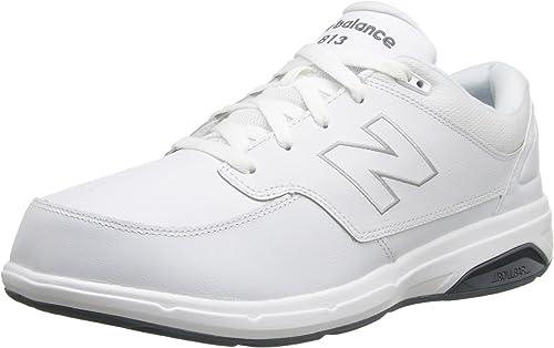 new arrival New Balance Men's 2021 813 lowest V1 Lace-up Walking Shoe outlet sale
