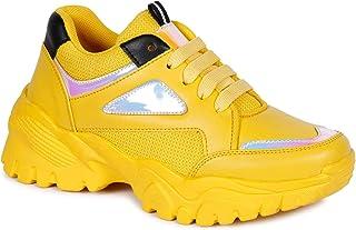 RINDAS Comfotable Lightweight Casual Sneaker for Women/Girls