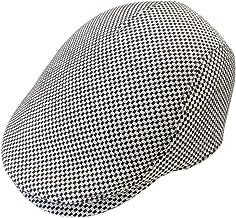 (hanabi)華火 三河木綿 刺し子生地 ハンチング帽 サイズ調整可
