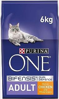 Purina One Droogvoer voor volwassen katten, 6 kg