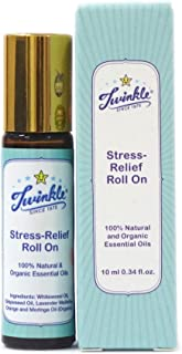 Twinkle Baby, 3001780772009, Stress-Relief Roll On, 10ml