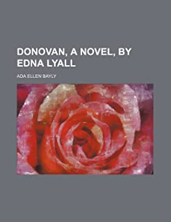 Donovan, a Novel, by Edna Lyall