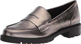 حذاء نسائي بدون كعب من Nine West حذاء wnNaveen3، لون ميتاليك، 6. 5