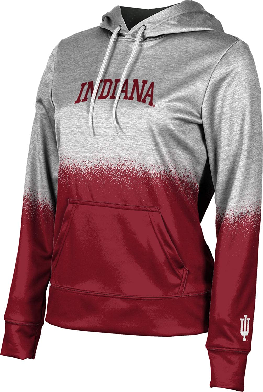ProSphere Indiana University Girls' Pullover Hoodie, School Spirit Sweatshirt (Spray Over)