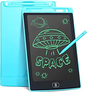 Samvardhan 8.5 Inch LCD WritingTablet/Drawing Board/Doodle Board/Writing Pad with- Reusable Portable Ewriter Educational T...