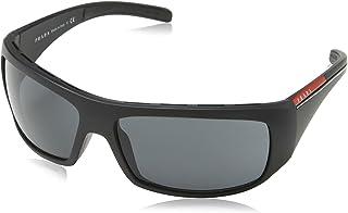 ad250675a3 Prada Linea Rossa Intrepid Gafas de sol, Black Sand, 64 para Hombre