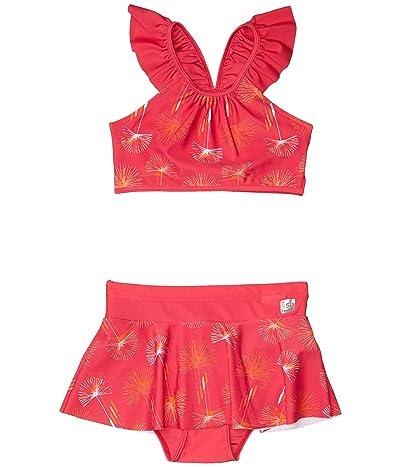 reima Bikinis Caribic (Toddler/Little Kids/Big Kids) (Berry Pink) Girl