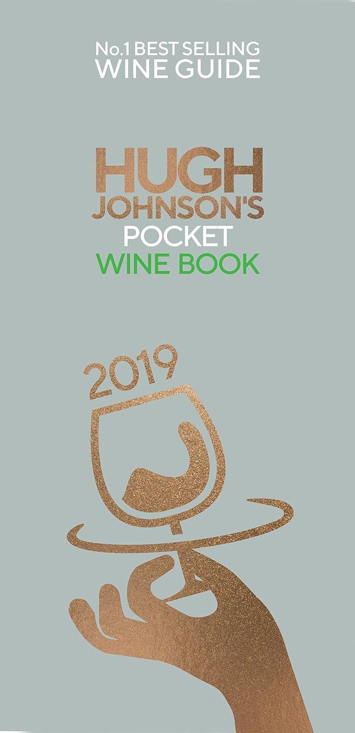 隣接感度るHugh Johnson's Pocket Wine Book 2019 (English Edition)