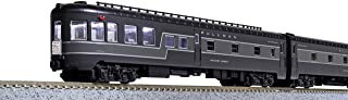 Kato USA Model Train Products N Scale New York Central 20th Century Limited 9-Car Set