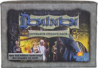Rio Grande Games Dominion: Intrigue 2nd Edition Board Game Update Pack