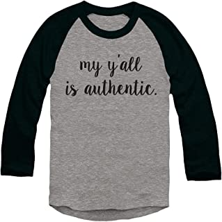 Best my y'all is authentic shirt Reviews
