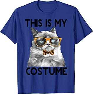 Halloween This Is My Costume Bowtie T-Shirt