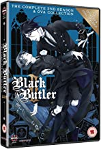 Black Butler Complete Series 2 Collection
