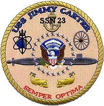 SSN-23 USS Jimmy Carter Patch