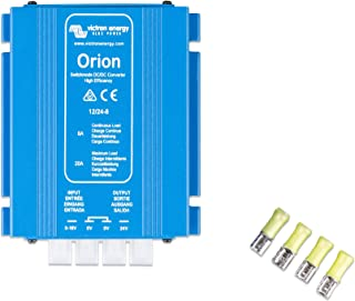 Victron Energy Orion IP20 12/24-Volt 8 amp DC-DC Converter Non-Isolated, High Power
