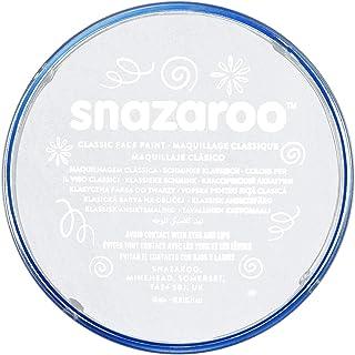Snazaroo Classic Face Paint, 18ml, White