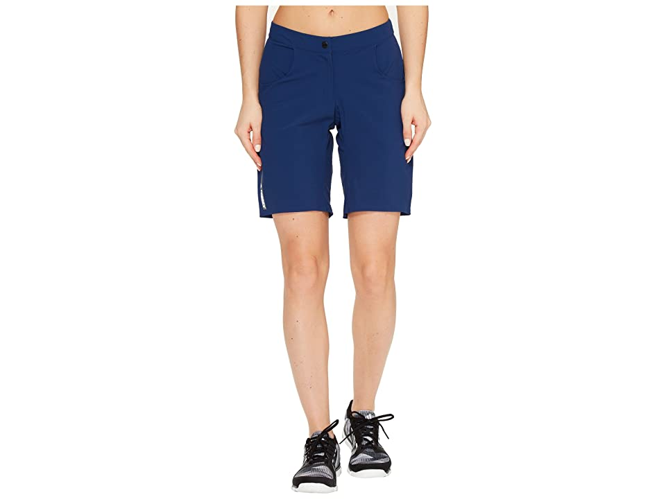 adidas Outdoor Terrex Solo Shorts (Mystery Blue) Women's Shorts