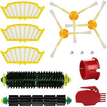500 581 y 450 605 irobot 700 785 4500 mAh, Ni-MH, 14,4 V R3 520 621 700 VANON Bater/ía de repuesto para iRobot Roomba 500 510 800 600 880