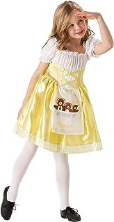 Rubie's Girls' Goldilocks Deluxe Child