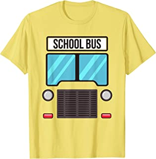 school bus apparel