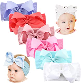 big hair bows for babies