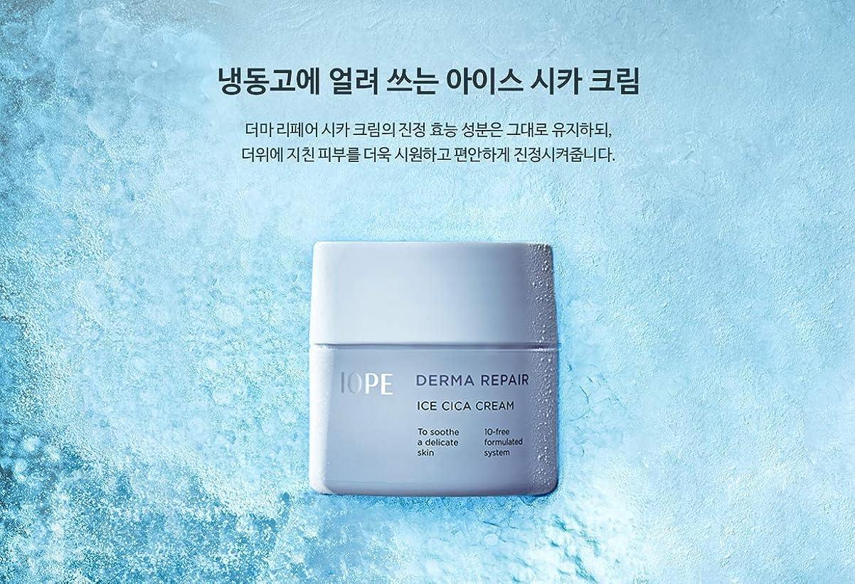 ナイトスポット追放する免除する【アイオペ.iope](公式)ダーマリペアアイスシカクリーム(50ml)(2019.05新発売)/ iope derma repair ice cica cream(50ml、2019.05 new)