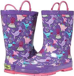 Dino Rain Boots (Toddler/Little Kid/Big Kid)