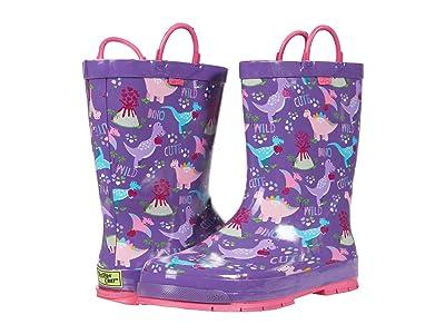 Western Chief Kids Dino Rain Boots (Toddler/Little Kid/Big Kid)