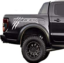 Bandes latérales autocollants pour FORD RANGER Raptor STICKER DECAL decals 4x4 off road