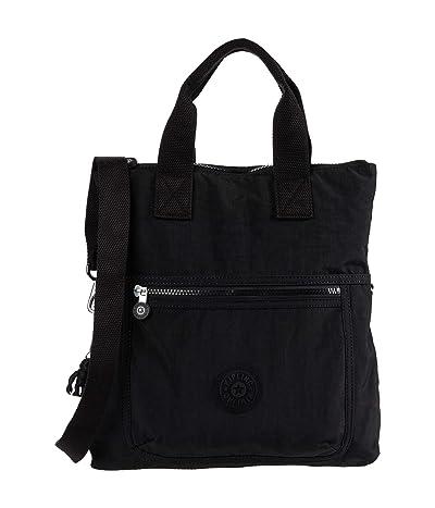 Kipling Eleva Handbag (Black Noir) Handbags