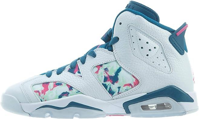 Jordan 6 Retro GS, Chaussures de Fitness Femme : Amazon.fr ...