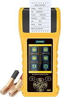 AUTOOL BT-760 Testadores de Sistema de Bateria Automotiva 6-32V Analisador de Bateria de Carro para Veículos Pesados Camin...