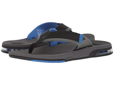 Reef Fanning Low (Grey/Blue) Men