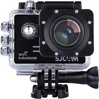 【SJCAM正規品 SJCAM 5000X Elite】スポーツアクションカメラ 防水ケース 高画質 高音質 WI-FI連動 ノバテック SONY IMX078 2.0 LCD液晶 小型軽量 ジャイロ 手ブレ機能