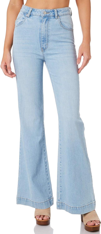 Rolla's Eastcoast Tash Blue Flare Jean