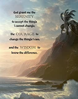 serenity prayer to print