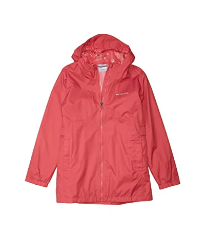 Columbia Kids City Trailtm Jacket (Little Kids/Big Kids) (Rouge Pink) Girl