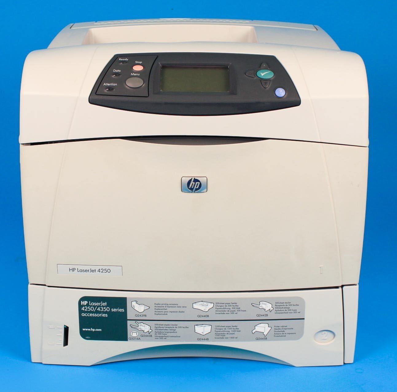 HP LaserJet 4250N 4250 Q5401A Laser Printer - (Renewed)