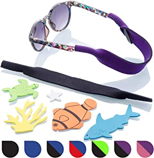 Cyxus Eyeglasses Strap Hold Eyewear Chain Glasses Retainer for Kids Unisex Children